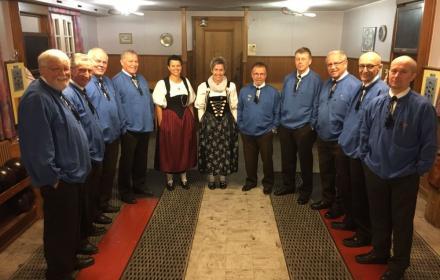 Alle drei Abende im Bären Ersigen und im Saalbau Kirchberg waren ein voller Erfolg und sehr gut besucht.